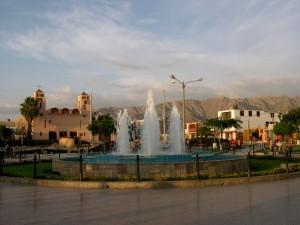 Plaza Nazca