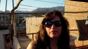 Sun in Nazca